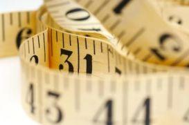 Measuring children for clothing
