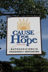 Cause for Hope Nicaragua