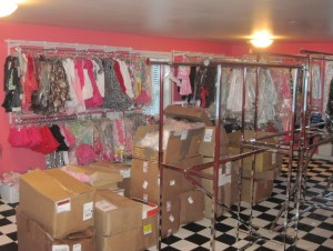 The new boutique