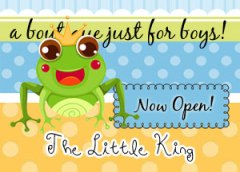 the Little King Boutique