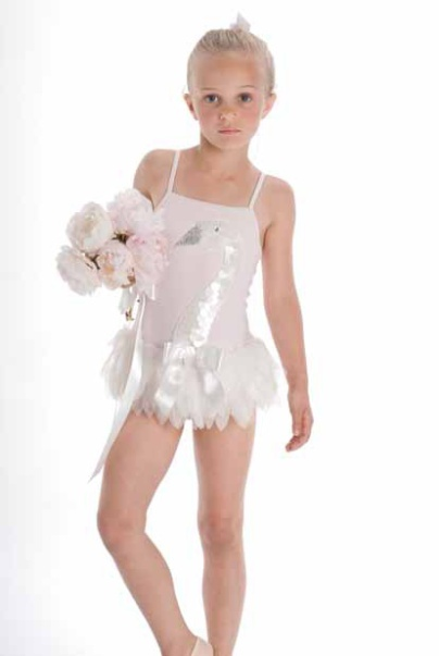 Kate Mack Swan Lake Maillot